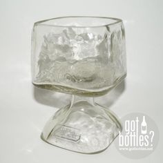 Patron Tequila Drinking Glass