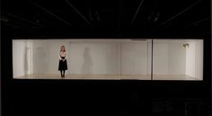 Scenography for Cleansed, Sarah Kane