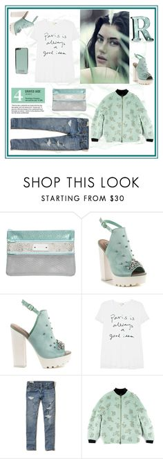 """""""Untitled #218"""" by non-mi-piace ❤ liked on Polyvore featuring Mimco, Steve Madden, Sundry, Hollister Co., Giambattista Valli, Order Home Collection and Garance Doré"""