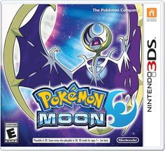 http://www.pokemoner.com/2016/11/pokemon-moon.html Pokemon Moon  Name:  Pokemon Moon  Developer(s):  GameFreak  Platform(s):  Nintendo 3DS  Region:  Alola  Description:  Pokémon Sun (Japanese: ポケットモンスターサン Pocket Monsters Sun) and Pokémon Moon (Japanese: ポケットモンスタームーン Pocket Monsters Moon) are the primary paired versions of Generation VII and are set in the Alola region. The games will be released on the Nintendo 3DS. The games were announced worldwide on the 20th Anniversary of the release of…