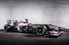 #F1 #Sauber #C32 #SauberC32 #F12013 #F1CarLaunch #F1PARK