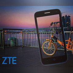 #ZTE #ZTETurkiye #Bisiklet #Yaz  Artık yaz geldi :) Bu yaz kimler akşam bisiklet lerini alıp sokaklara çıkacak?