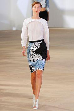 preen spring 2012 | love the skirt