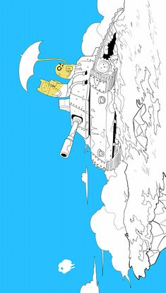 GG For The Follow ╳ By - pixiv.net/en/artworks/45884113 Jake Adventure Time, Artworks, Cartoon, Artist, Movie Posters, Pictures, Adventure, Photos, Artists