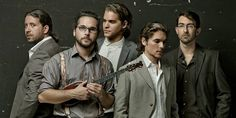 """Traditional Balkan music--without the heavy brass. Hailed as """"one of Europe's most versatile and exciting bands,"""" this five-member Hungarian ensemble represents the best of southern Slavic folk music--and they're bringing it to Town Hall for what's sure to be an unforgettable performance."""