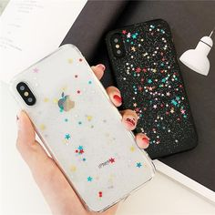 Glitter Bling Shining Sequin Phone Case Back Cover for iPhone Pr Iphone 6, Iphone Vs Samsung, Iphone 7 Plus, Coque Iphone, Iphone Phone Cases, Iphone Wallet, Iphone Logo, Disney Phone Cases, Phone Covers