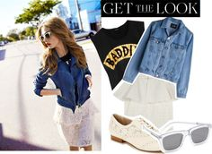 """""""Get the look: Cara"""" by ashley-benson-anonxoxo on Polyvore"""