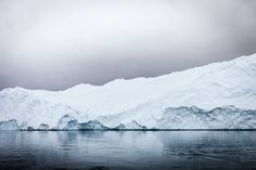 A Rare Flipped Iceberg in Antarctica Photographed by Alex Cornell (6 pics)
