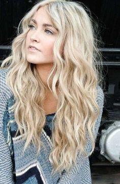 #rubio #ceniza #blanco #claro #platino #gris #grisaceo #ideas #tips #peinados #teñir +100 ideas para llevar el pelo rubio ceniza