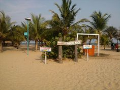 Paradise beach at Pondicherry