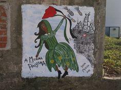 "Meninas 2014. ""A Menina Palestina"", de Sara Meizoso."