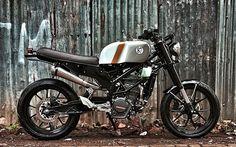 KTM Duke 200 by Studio Motors