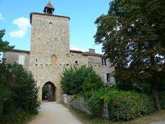 Porte de l'Horloge - Fourcès - Gers