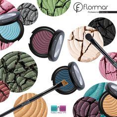 Deja que tu mirada irradie color con las sombras #Flormar