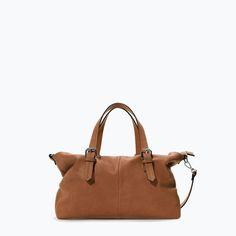 ZARA - SHOES & BAGS - TRF SHOPPER BAG