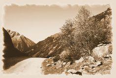 Zillertal, Floite,Tirol, sepia, 'Die Floite' von hako bei artflakes.com als Poster oder Kunstdruck $16.63, (c) HaKo - Photo