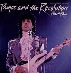 """""""Purple Rain"""" - Seriously, I think I still know all the words to every one of these songs!"""