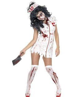 Ecco qua! Direi che è un costume originale che  si fa notare senza dubbio! Buon Halloween! :)