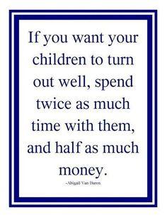 El dinero distrae, pero no educa. (drsa)