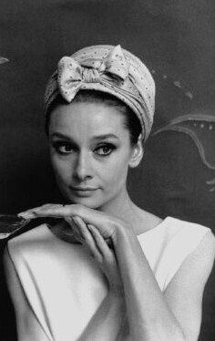 Audrey Hepburn by Cecil Beaton, 1960