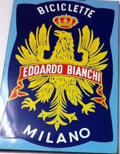 #BianchiHeadBadge