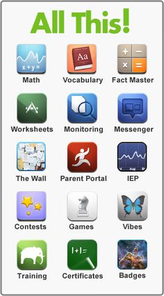 """Moby Max - a FREE site that finds """"missing skills"""" with a placement test and then provides activities to meet those skills. K-8 resource!"""