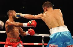Britain's Kell Brook put in a brave display against Golovkin but the middleweight's power proved too much for Brook to handle Kell Brook, Triple G, Gennady Golovkin, Boxing Workout, Brave, Handle, Display, Sports, Boxing