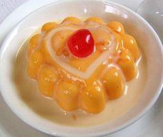Mango Pudding.