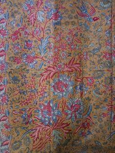 Batik 3 negri Tjoa family,Solo