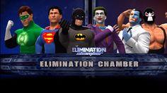 DC Comics | 6-Man Elimination Match | WWE 2K14 Wwe 2k14, 2k Games, Videogames, Dc Comics, Music, Youtube, Movie Posters, Musica, Musik