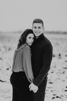 Engagement pictures #winterengagement