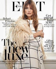 Cover Story   Introducing Elisa Sednaoui Dellal   Magazine   NET-A-PORTER.COM