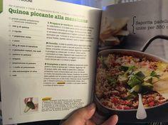 Quinoa piccante alla messicana