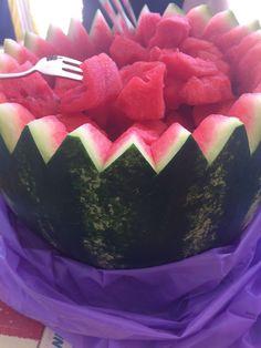 Cocomero Watermelon, Fruit, Food, Home, Eten, Meals, Diet