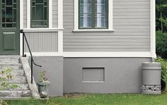 Nice grey shades for a house Exterior House Colors, Exterior Design, This Old House, Home Focus, Wooden Facade, Nordic Home, Swedish House, Old Houses, Cottage