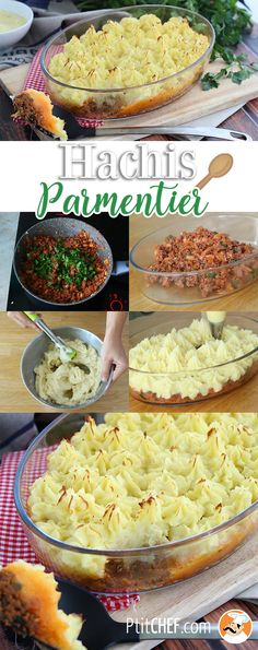 Recette de hachis parmentier // You are in the right place about fast Dinner Recipes Here we offer you the most beautiful pictures about the fun Dinner Recipes you are looking for. When you examine the Recette de hachis parmentier // part of the picture … Cooking Recipes For Dinner, Slow Cooking, Healthy Dinner Recipes, Healthy Snacks, Snack Recipes, Rice Recipes, Easy Smoothie Recipes, Easy Smoothies, Meatloaf Recipes