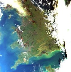 Space in Images - 2003 - 02 - United Kingdom – MERIS - 23 January 2003
