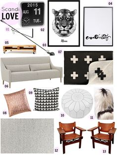 Guest post for La Donna Moderna | Scandi Style
