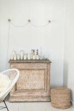 White home - Audrey Fitzjohn