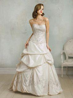 vintage wedding dresses   ... Embroidered Beaded Ball Gown Formal Vintage Wedding Dresses   PRLog