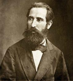 Photographer Marc Ferrez c. 1876.
