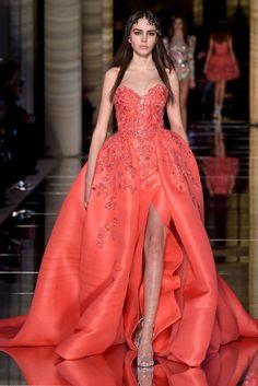 Zuhair Murad Spring 2016 Couture | WWD