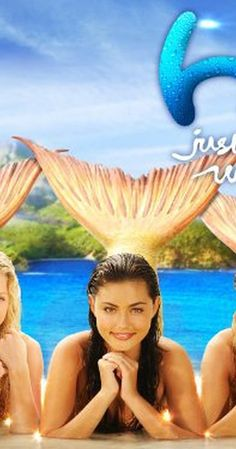 Claire holt phoebe tonkin cariba heine h2o just add for Pool show charlotte