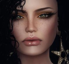 Thati Boucher - Second Life avatar - WOW
