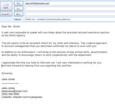 Best Formats for Sending Job Search Emails