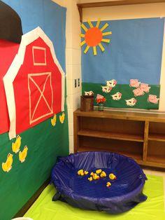 VBS farm classroom