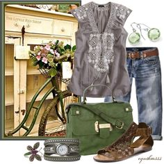 Perfect Summer Day, created by cynthia335 on Polyvore