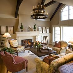 Brown Leather Sofa Design, Pictures, Remodel, Decor and Ideas - page 2