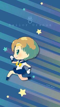 Sailor Uranus Wallpaper