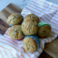 Basic Wholefood Muffin - Powered by @ultimaterecipe
